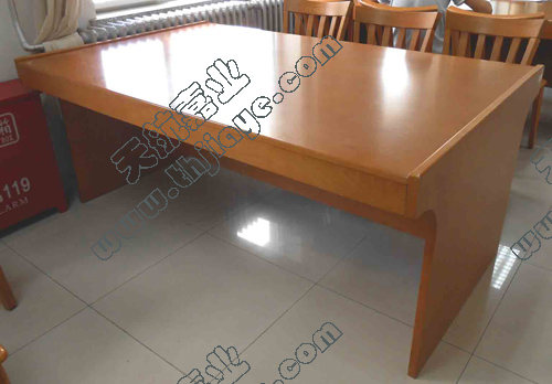 木制阅览桌4